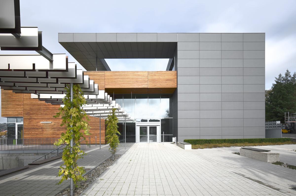 lwg laborgebäude nova architekten