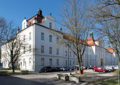 Sanierung Klinikum Harlaching