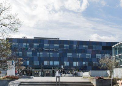 Hybrid-OP Klinikum Neuperlach
